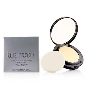 Image of Laura Mercier Smooth Finish Foundation Powder  01 Light Beige With Yellow Undertone 9.2g0.3oz