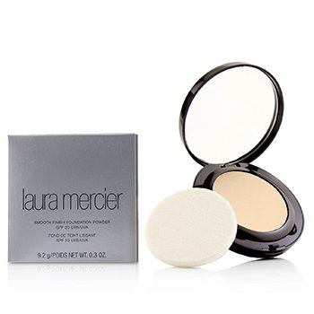 Image of Laura Mercier Smooth Finish Foundation Powder  04 Light Beige With Yellow Undertone 9.2g0.3oz