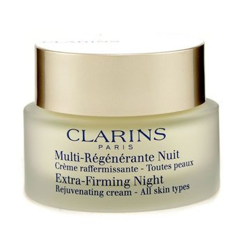 Clarins Extra-Firming Night Rejuvenating Cream - All Skin Types  50ml/1.7oz