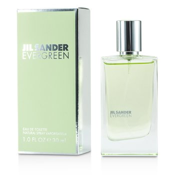 Jil Sander Evergreen Eau De Toilette Spray  30ml/1oz