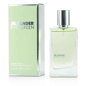 Jil Sander Evergreen Eau De Toilette Spray 30ml|1oz