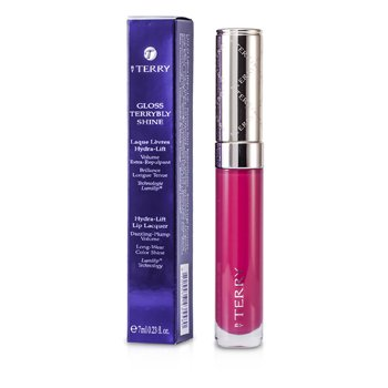 By Terry Brillo de Labios Terriblemente Brillante - # 8 Cupcake Glaze  7ml/0.23oz
