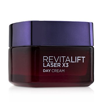 L'OrealRevitalift Laser X3 Crema Anti Envejecimiento 50ml/1.7oz