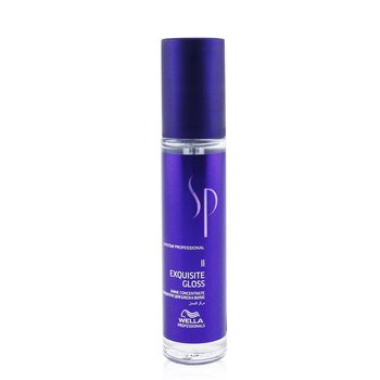 WellaSP Exquisite Gloss Shine Concentrate (For Shiny, Sleek Hair) 40ml/1.3oz