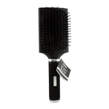 RuskCTC Technology 11-Row Paddle Brush (Black) 1pc
