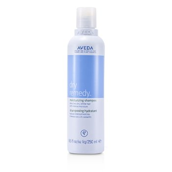 AvedaDry Remedy Moisturizing Shampoo - For Drenches Dry, Brittle Hair (New Packaging) 250ml/8.5oz