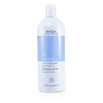 AvedaDry Remedy Moisturizing Shampoo - For Drenches Dry, Brittle Hair (New Packaging) 1000ml/33.8oz