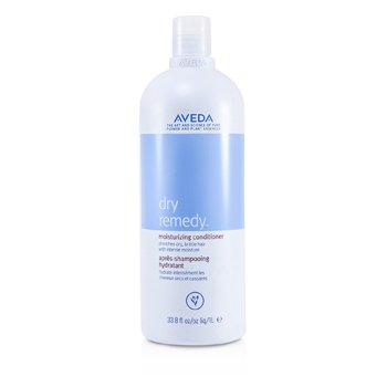 AvedaDry Remedy Moisturizing Conditioner - For Drenches Dry, Brittle Hair (New Packaging) 1000ml/33.8oz