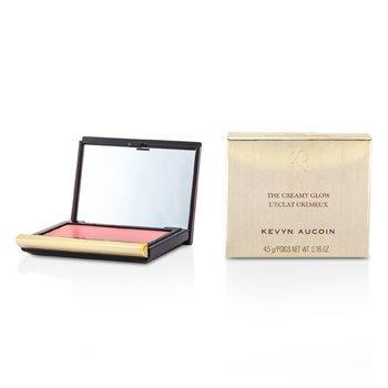 Kevyn Aucoin The Creamy Glow (Rectangular Pack) - # Pravella (Soft Pink)  4.5g/0.16oz