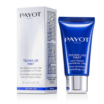 PayotTechni Liss First - Cuidado Suavizante de Primeras Arrugas 50ml /1.6oz