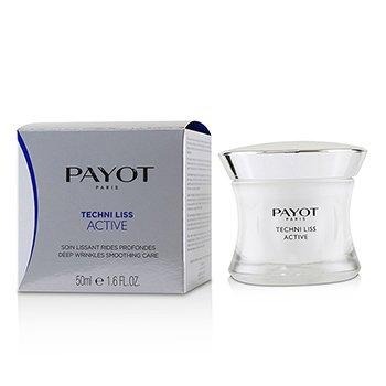 PayotTechni Liss Active - Cuidado Suavizante Arrugas Profundas 50ml/1.6oz