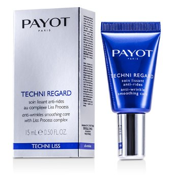 Payot Techni Regard - Anti-Winkles Smoothing Care (For Eyes)  15ml/0.5oz