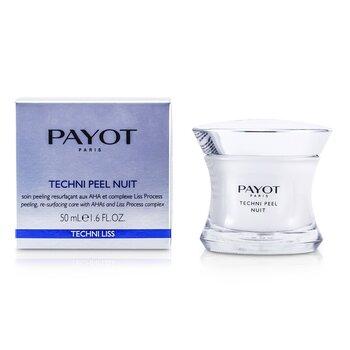 PayotTechni Peel Nuit - Cuidado Peeling & Resurgidor 50ml/1.6oz