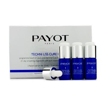PayotTechni Liss Cure Intense - 21-Day Smoothing Programme 3x10ml/0.34oz