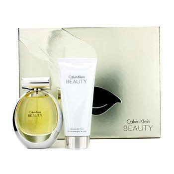 Calvin KleinBeauty Coffret: Eau De Parfum Spray 50ml/1.7oz + Loci�n Corporal Luminosa 100ml/3.4oz 2pcs