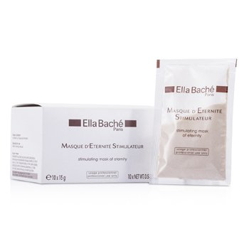 Ella BacheEternal Stimulating Mask of Eternity (Salon Size) 10x15g/0.53oz