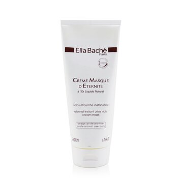 Ella Bache Eternal Instant Ultra Rich Cream-Mask (Salon Size) 200ml/6.76oz