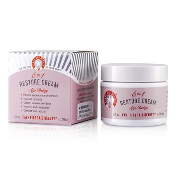 First Aid Beauty 5 in 1 Restore Cream 50ml/1.7oz