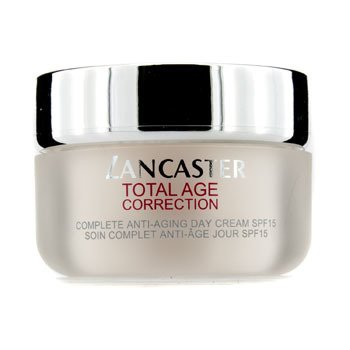 Lancaster Przeciwzmarszczkowy krem z filtrem ochronnym Total Age Correction Complete Anti-Aging Day Cream SPF 15  50ml/1.7oz