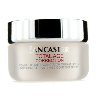 LancasterTotal Age Correction Complete Anti-Aging Rich Day Cream SPF15 50ml/1.7oz