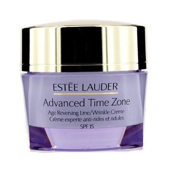 Estee LauderAdvanced Time Zone Age Reversing Line/ Wrinkle Cream SPF15 Y6NF 50ml/1.7oz