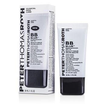 Peter Thomas RothBB Blur Beauty Balm SPF 30 - # Medium to Tan 30ml/1oz