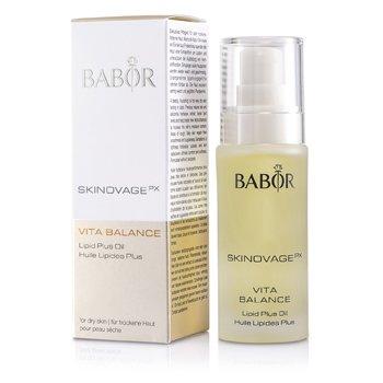 Babor Skinovage PX Vita Balance Lipid Plus Oil (For Dry Skin) 30ml/1oz