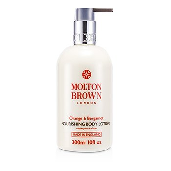 Molton Brown Orange & Bergamot Loci�n Corporal Nutritiva  300ml/10oz