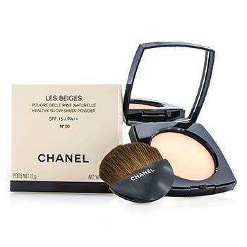 Chanel Les Beiges Healthy Glow Sheer Powder SPF 15 - No. 20 12g/0.42oz