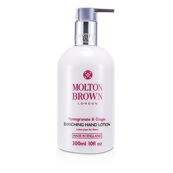 Molton BrownPomegranate & Ginger Loci�n de Manos Enriquecedora 300ml/10oz