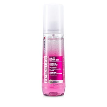 GoldwellDual Senses Color Extra Rich Serum Spray - For Thick to Coarse Color-Treated Hair (Salon Product) 150ml/5oz