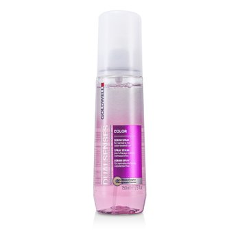 Goldwell Dual Senses Color Serum Spray - For Normal to Fine Color-Treated Hair (Salon Product) 150ml/5oz