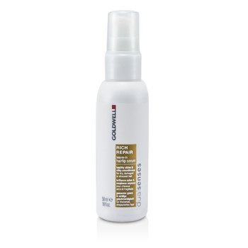 GoldwellDual Senses Rich Repair Leave-In Hairtip Serum (For Dry, Damaged or Stressed Hair) 50ml/1.6oz