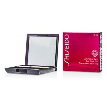 Shiseido Tr�o Color de Ojos Satinados Iluminadores - # BE213 Nude  3g/0.1oz