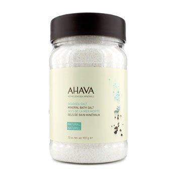 AhavaDeadsea Salt Sal Natural de Ba�o del Mar Muerto 907g/32oz