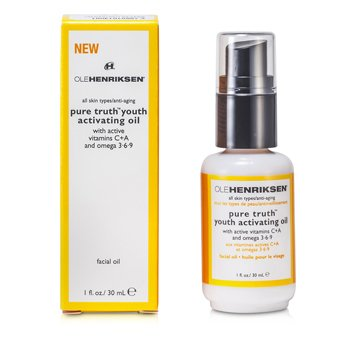 Ole Henriksen Pure Truth Youth Activating Oil (For All Skin Types) 30ml/1oz