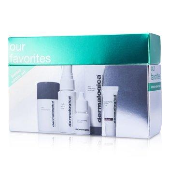 Travel SetOur Favorites Set: Multi-Active Toner 30ml + Masque 22ml + Daily Microfoliant 13g + Booster 7ml + Power Firm 5ml 5pcs