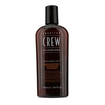 American CrewHair Recovery + Thickening Shampoo 250ml/8.4oz