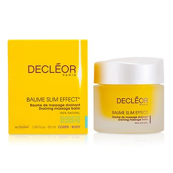 DecleorBaume Slim Effect Draining Massage Balm (Caixa levemente danificada) 50ml/1.69oz