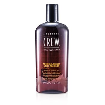 Men Power Cleanser Style Remover Daily Shampoo (For All Types of Hair) American Crew Men Power Cleanser Style Remover Daily Shampoo (For All Types of Hair) 450m 16606199944