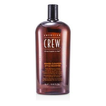 Купить Men Power Ежедневный Очищающий Шампунь (для Всех Типов Волос) 1000ml/33.8oz, American Crew