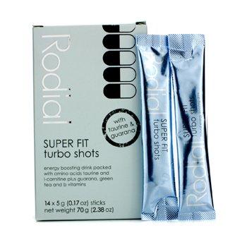 RodialSuper Fit Turbo Shots Energy Boosting Drink 14x5g/0.17oz