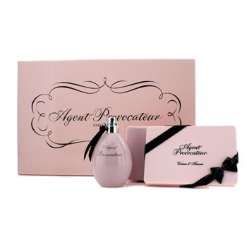 Agent ProvocateurAgent Provocateur Coffret: Eau De Parfum Spray 50ml/1.7oz + Crema Corporal 150ml/4.76oz 2pcs