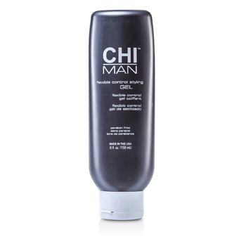 CHIMan Flexible Control Styling Gel 150ml/6oz