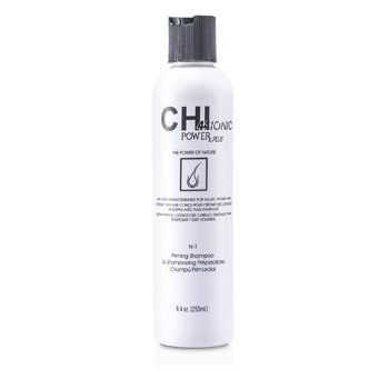 CHICHI44 Ionic Power Plus N-1 Priming Shampoo (For Fuller, Thicker Hair) 248ml/8.4oz