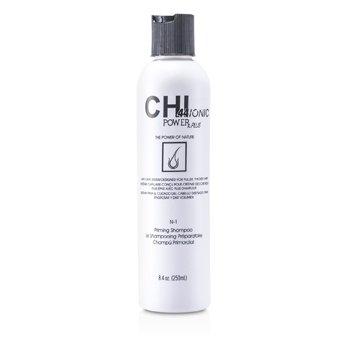 CHI CHI44 Ionic Power Plus N-1 Priming Shampoo (For Fuller, Thicker Hair)  248ml/8.4oz