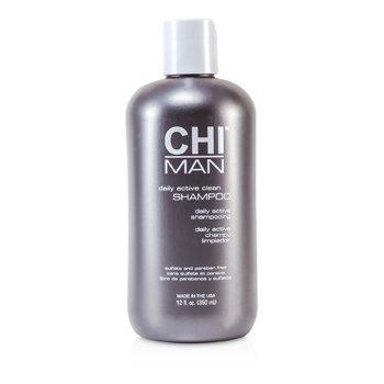 CHI Man Daily Active Clean Shampoo  350ml/12oz