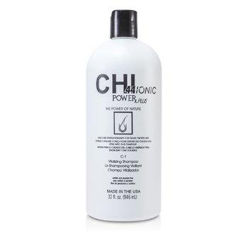 CHICHI44 Ionic Power Plus C-1 Champ� Vitalizante (Para Cabello M�s Lleno, Grueso) 946ml/32oz
