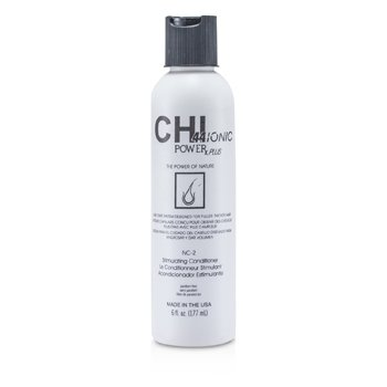 CHICHI44 Ionic Power Plus NC-2 Stimulating Conditioner (For Fuller, Thicker Hair) 177ml/6oz