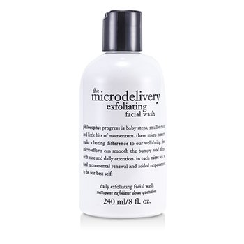 PhilosophyThe Microdelivery Daily Exfoliating Facial Wash 240ml/8oz